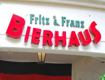 Fritz & Franz Bierhaus photo