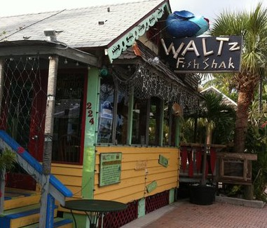Walt'z Fish Shak Clearwater