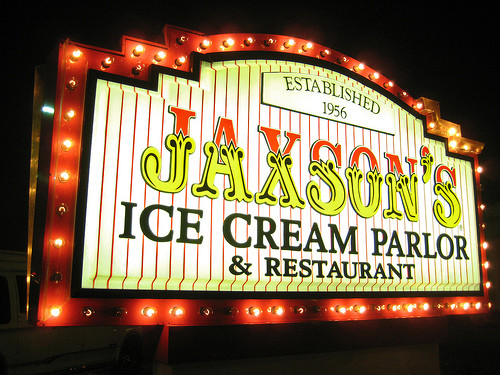 LocalEats Jaxson's Ice Cream Parlor & Restaurant in Dania Beach restaurant pic