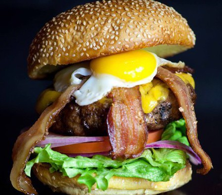 LocalEats Rok Brgr in Fort Lauderdale restaurant pic