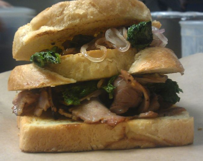 Noble Pig Sandwiches photo