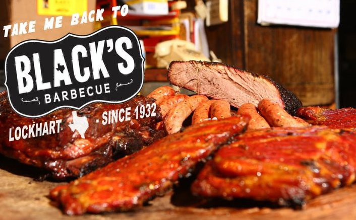 LocalEats Black's Barbecue in Lockhart restaurant pic