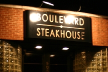 LocalEats Boulevard Steakhouse in Oklahoma City restaurant pic