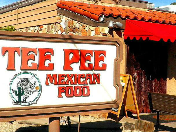 Tee Pee Mexican Food Phoenix