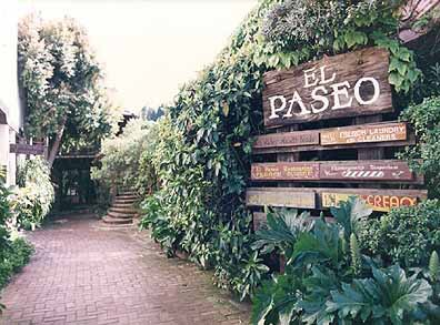 LocalEats El Paseo in Mill Valley restaurant pic