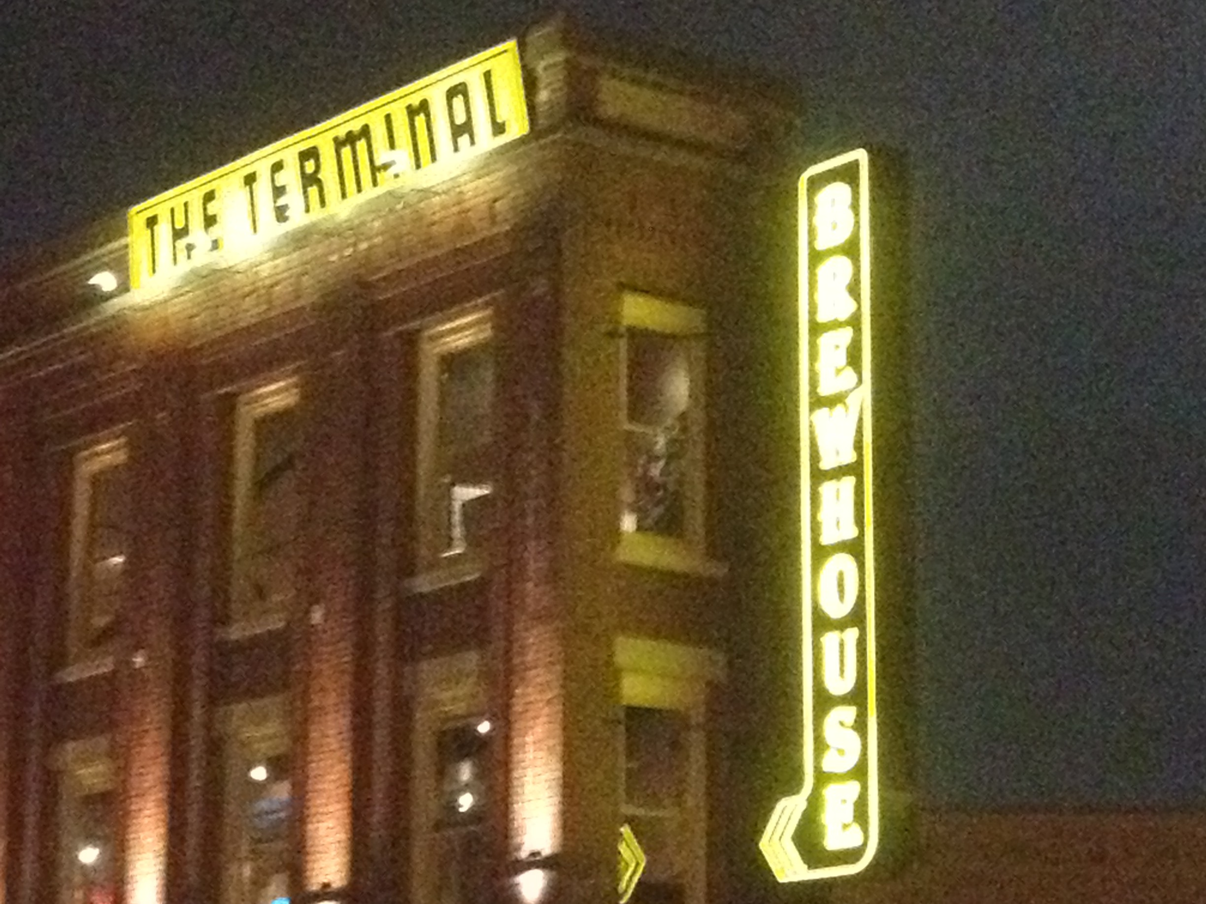 Terminal Brewhouse, The photo
