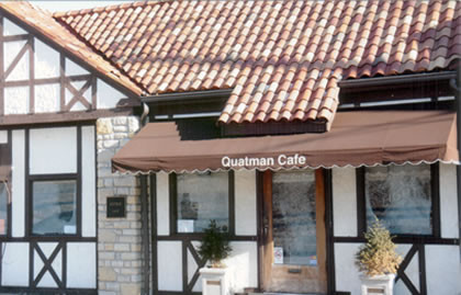 LocalEats Quatman Cafe in Cincinnati restaurant pic