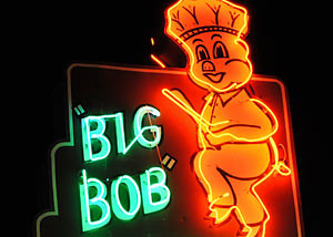 LocalEats Big Bob Gibson Bar-B-Q in Decatur restaurant pic