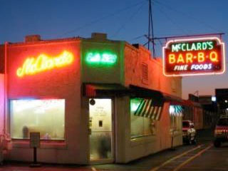 LocalEats McClard's Bar-B-Q in Hot Springs restaurant pic