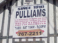 LocalEats Pulliams Barbeque in Winston-Salem restaurant pic