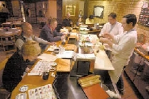LocalEats Kiku in Pittsburgh restaurant pic