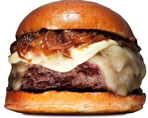 5 Napkin Burger photo