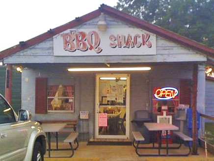BBQ Shack, The photo