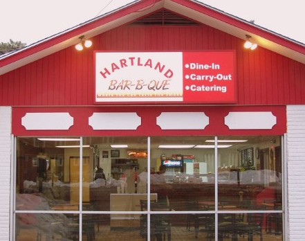 Hartland Bar-B-Que photo