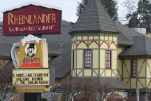 LocalEats Rheinlander German Restaurant in Portland restaurant pic