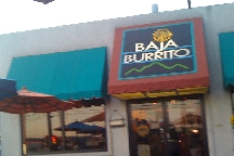 Baja Burrito photo