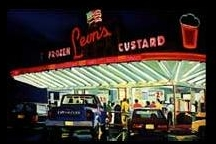 Leon's Frozen Custard Drive-In Milwaukee