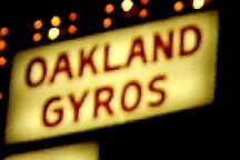 LocalEats Oakland Gyros in Milwaukee restaurant pic