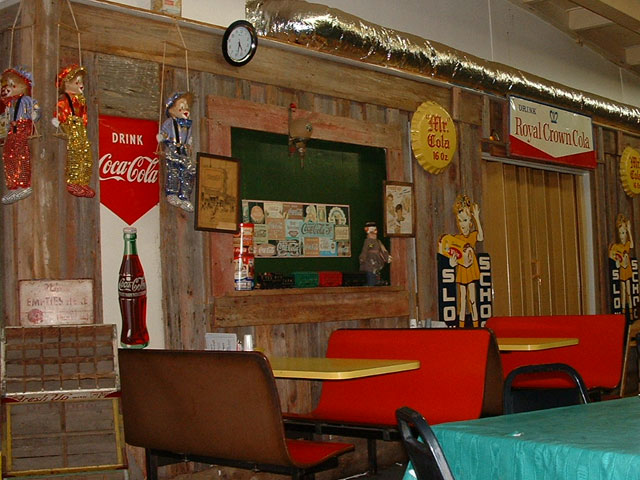LocalEats Anne's Country Cafe in Pine Bluff restaurant pic