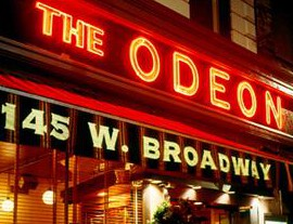 LocalEats Odeon, The in New York restaurant pic