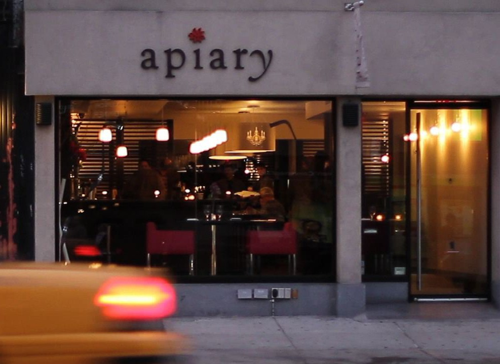 LocalEats Apiary in New York restaurant pic