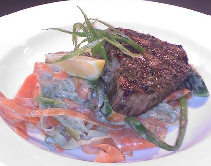 LocalEats Savor Cafe in Charlotte restaurant pic