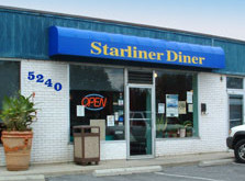LocalEats Starliner Diner in Columbus restaurant pic