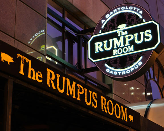 Rumpus Room, The photo