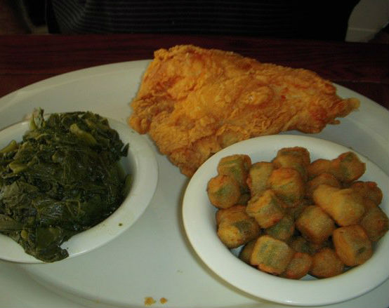 LocalEats Mary Mac's Tea Room in Atlanta restaurant pic