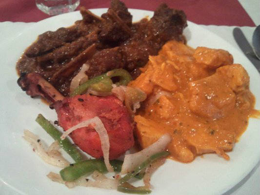 LocalEats India Gate in Buffalo restaurant pic