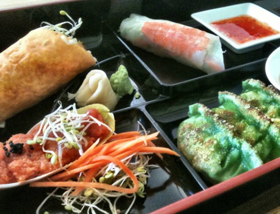LocalEats Temaki Sushi in Fort Worth restaurant pic
