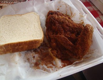 LocalEats Bolton's Spicy Chicken and Fish in Nashville restaurant pic