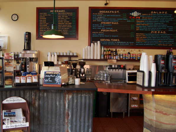 LocalEats Atlas Cafe in San Francisco restaurant pic