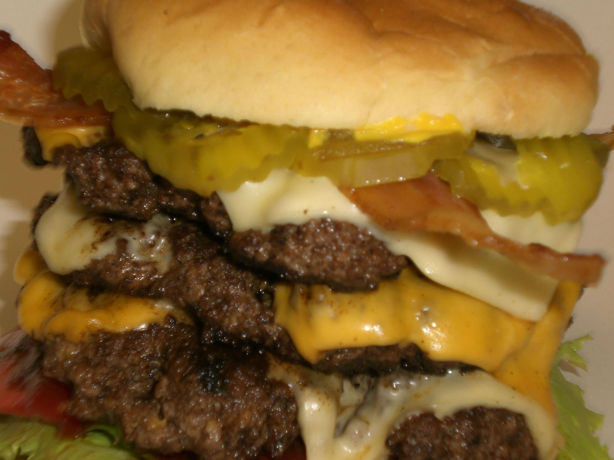 LocalEats Col Mustard's Phat Burgers in Jacksonville restaurant pic