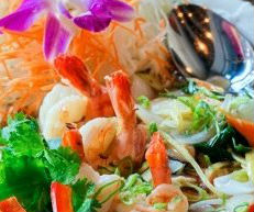 LocalEats Basil Thai in Charlotte restaurant pic