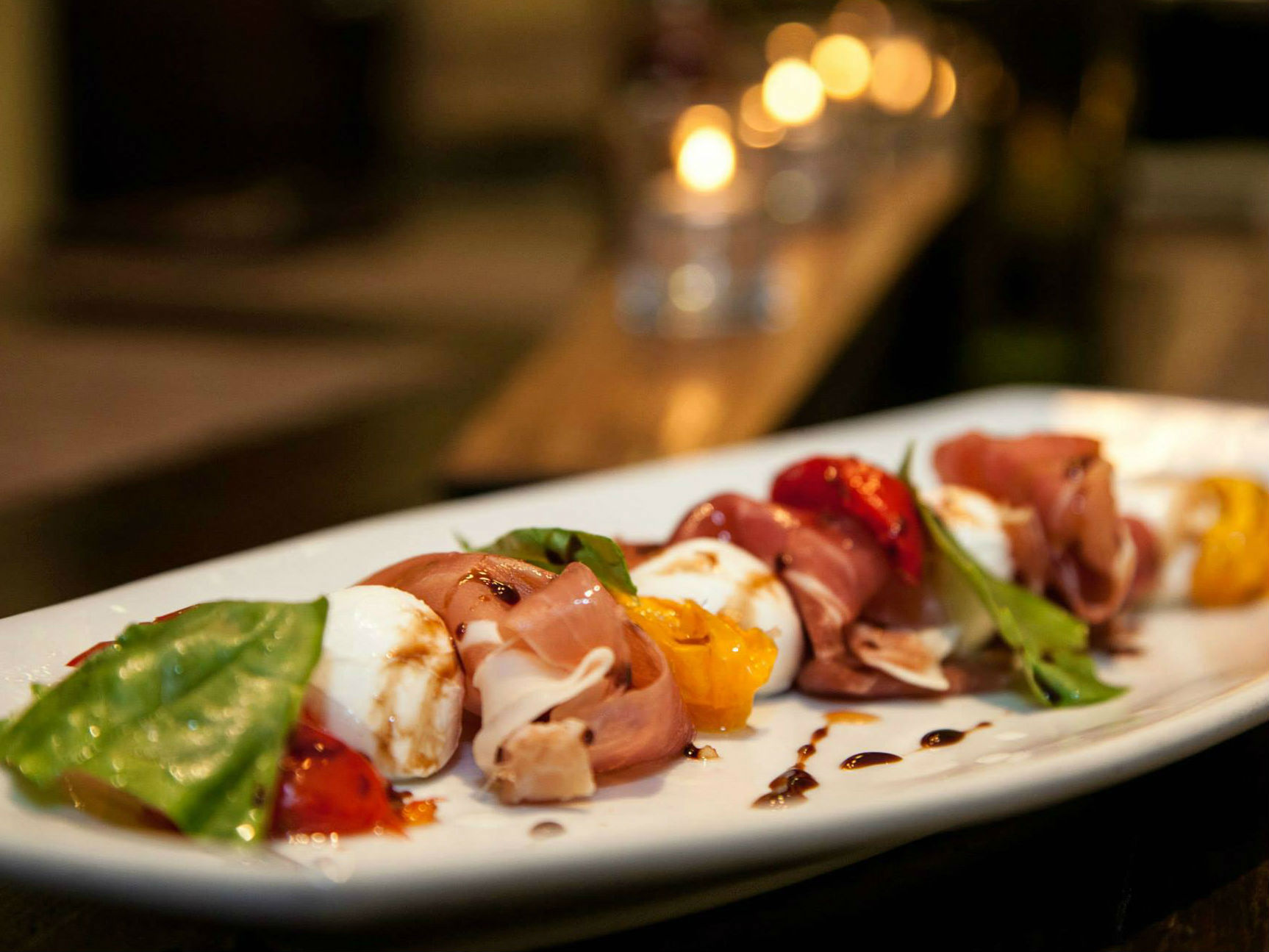 LocalEats Aria Tuscan Grill in Charlotte restaurant pic
