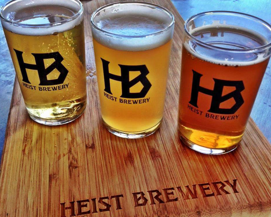 Heist Brewery photo