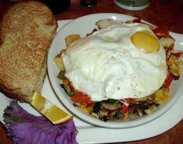 LocalEats Gillwoods Cafe in San Francisco restaurant pic
