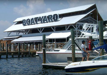 Boatyard photo