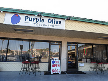 Purple Olive photo