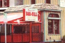 Bar-Bill Tavern, The photo