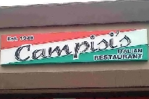 LocalEats Campisi&#39;s in Plano restaurant pic