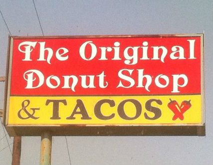 Original Donut Shop, The  photo