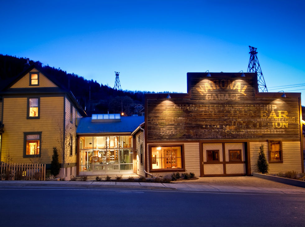 LocalEats High West Distillery & Saloon in Salt Lake City restaurant pic