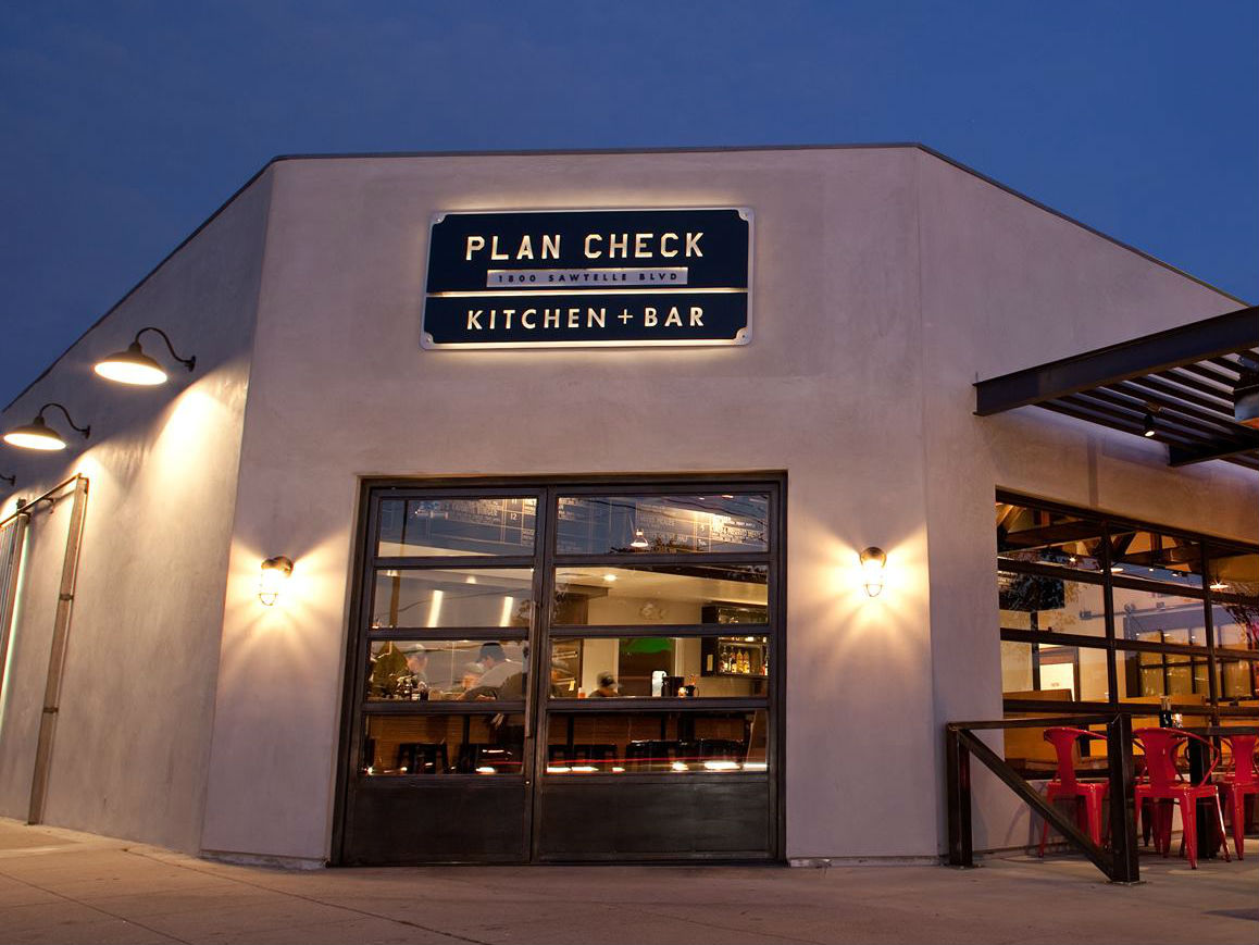 Plan Check Kitchen + Bar photo