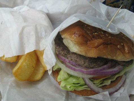 Hawkins House of Burgers photo