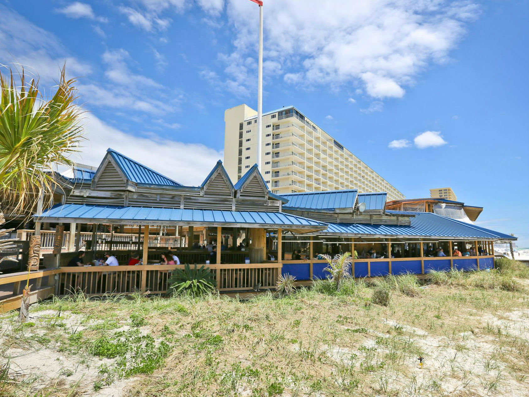 Spinnaker Beach Club & Paradise Grill photo