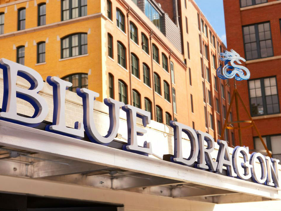 LocalEats Blue Dragon in Boston restaurant pic