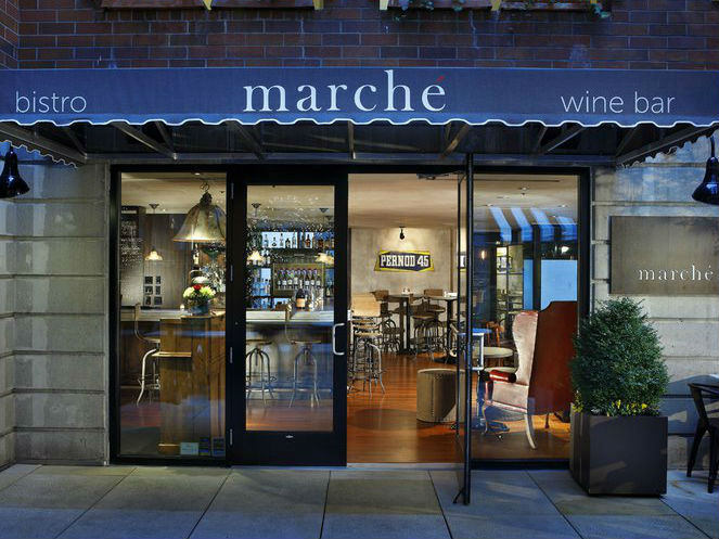 Marche Bistro and Wine Bar photo