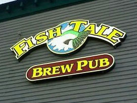 LocalEats Fish Tale Brew Pub in Everett restaurant pic